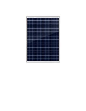 墨格100W64片串多晶太陽能電池板,5年產品質保,25年使用壽命
