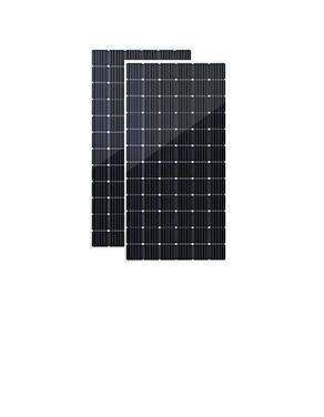 韓華新能源365-370W單晶硅太陽能電池板價格