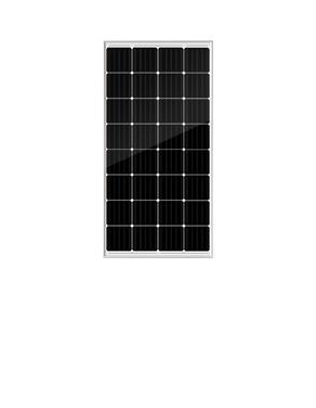 墨格150W32片串單晶太陽能電池板,5年產品質保,25年使用壽命